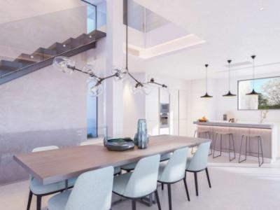 Villa zum Verkauf in Estepona Golf, Estepona