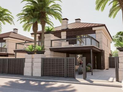 Semi Detached Villa for sale in Oasis de Marbella, Marbella Golden Mile
