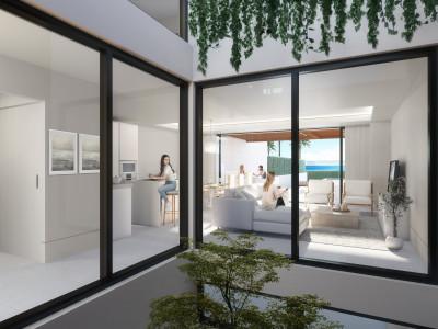 Квартира на нижнем этаже в продаже в El Velerin, Эстепона