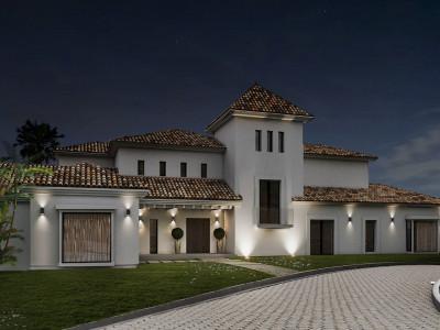 Villa zum Verkauf in La Zagaleta, Benahavis