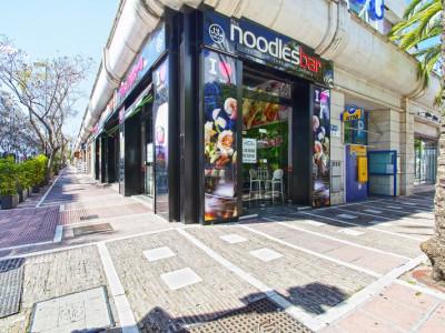 Geschäftsraum zum Verkauf in Plaza Banús, Marbella - Puerto Banus