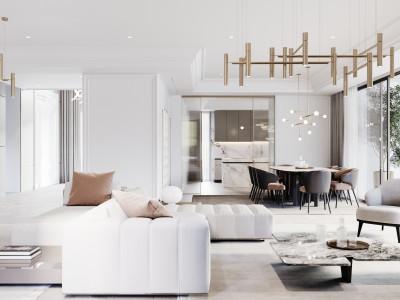 Villa en venta en Las Lomas del Marbella Club, Marbella Golden Mile