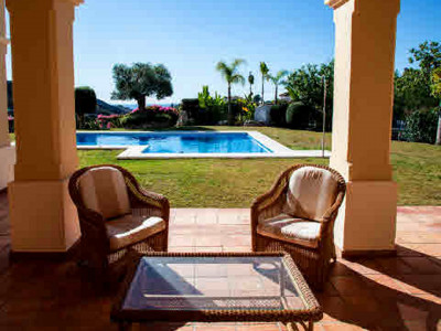 Villa zum Verkauf in Marbella Club Golf Resort, Benahavis
