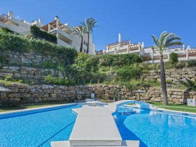 Atico en venta en Palacetes Los Belvederes, Nueva Andalucia