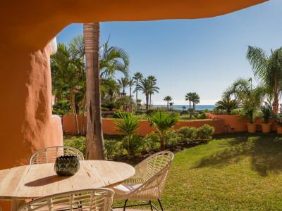 Erdgeschosswohnung zum Verkauf in La Morera, Marbella Ost