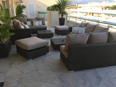 Atico en venta en Marina Banus, Marbella - Puerto Banus