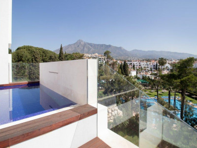 Development in Señorio de Marbella, Marbella Golden Mile