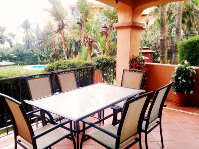 Ground Floor Apartment for sale in Puerto La Duquesa, Manilva