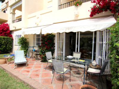Ground Floor Apartment in La Quinta, Benahavis
