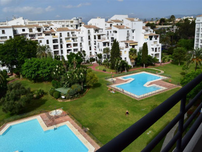 Marbella - Puerto Banus, Fantastic penthouse apartment for sale in the centre of Puerto Banus in Marbella