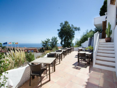 Marbella East, Restaurant for sale in Marbella east with open terrace and panoramic views