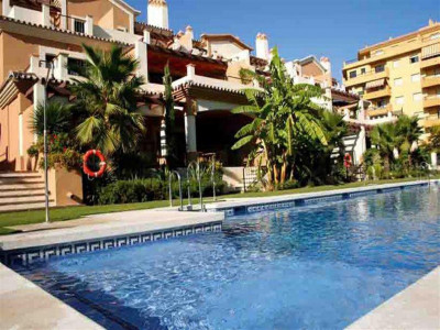 San Pedro de Alcantara, Luxury penthouse in San Pedro de Alcantara close to the town centre & beach