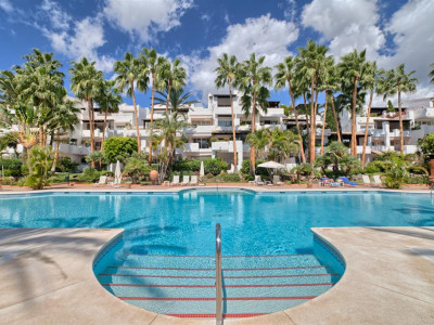 Marbella Golden Mile, Luxury duplex penthouse apartment for sale in the Marbella Golden Mile