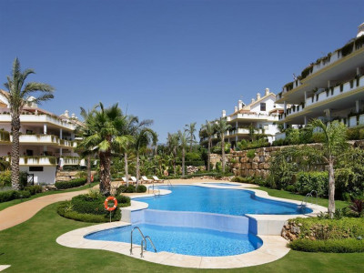 Marbella Golden Mile, Luxury penthouse apartment for sale in the heart of the Marbella Golden Mile
