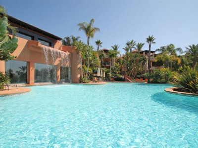Marbella Golden Mile, Fabulous penthouse apartment for sale in the Marbella Golden Mile