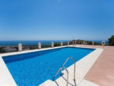 Mijas Costa, Fabulous apartment for sale in Mijas Costa with stunning views of the coast