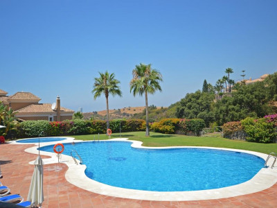 Marbella East, Semi-detached house in Marbella East in one of the best golf resorts on the Costa del Sol
