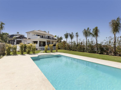 Nueva Andalucia, Beautful brand new villa for sale in Nueval Andalucia just behind Puerto Banus