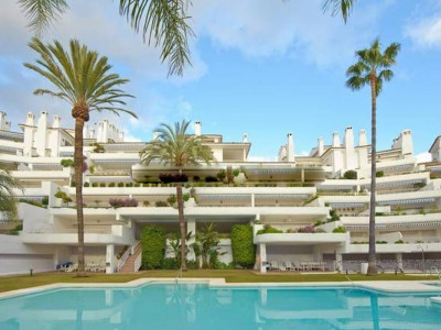 Marbella East, Great duplex apartment in Marbella east just a short drive from the centre of town