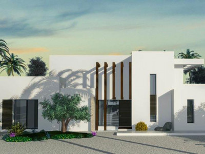 Estepona, Luxury contemporary villa for sale in Estepona in a privileged location in the Costa del Sol