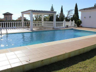 Benalmadena, Villa for sale in Benalmadena just a two minute walk from the town centre