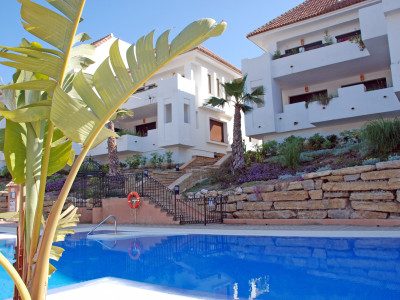 Manilva, 2 BEDROOM GROUND FLOOR APARTMENT IN DUQUESA VILLAGE