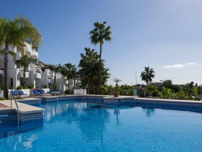 Nueva Andalucia, Luxury and contemporary duplex penthouse apartment for sale in Nueva Andalucia