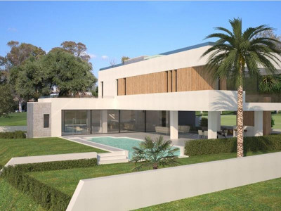 Benahavis, New contemporary villa for sale in Benahavis in a very private & exclusive complex