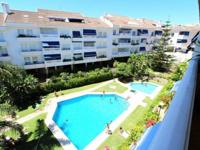 San Pedro de Alcantara, Duplex beachside penthouse apartment for sale in San Pedro de Alcantara