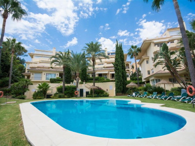Marbella Golden Mile, Luxury duplex apartment for sale in the Marbella Golden Mile