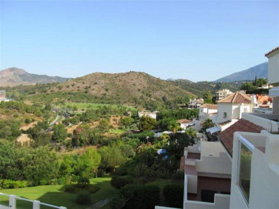 San Pedro de Alcantara, Stunning penthouse apartment for sale in the hills above San Pedro de Alcantara