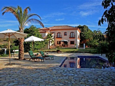 Coin, Luxury finca for sale in Coin with panoramic views of the Andalucian countryside