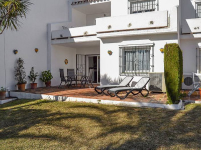 Nueva Andalucia, Apartamento en planta baja en Andalucia Garden Club