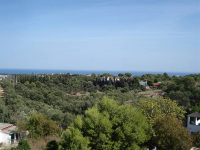Malaga - Churriana, Two town houses on one plot for sale in Churriana with sea views