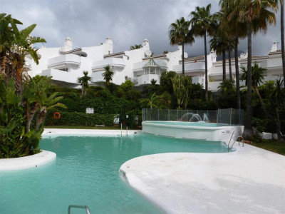 Marbella Golden Mile, Townhouse for sale in a prestigious complex in the Marbella Golden Mile