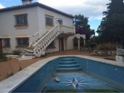 Mijas, Detached villa for sale near Mijas Pueblo with panoramic sea views
