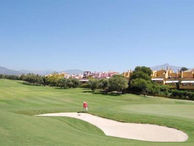 San Pedro de Alcantara, Ático duplex primera linea golf en venta en Guadalmina en San Pedro de Alcantara