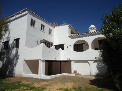 Mijas Costa, Totally upgraded and modernised villa for sale in Mijas Costa set in its own private plot