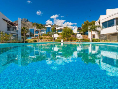 Marbella Golden Mile, Luxury award winning residential complex in Sierra Blanca in Marbella with panoramic sea views