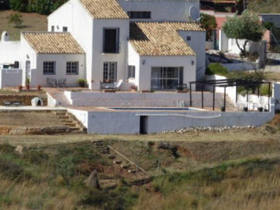 Mijas Costa, Traditional finca in Mijas Costa with many andalucian character features