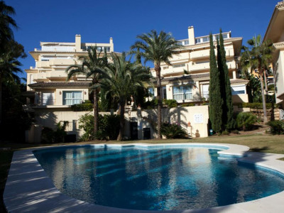 Marbella Golden Mile, Duplex penthouse in the heart of the Marbella Golden Mile in a prestigious complex
