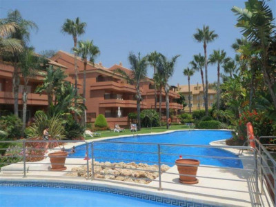 Marbella - Puerto Banus, Beachside duplex penthouse in Puerto Banus in a very private and exclusive complex