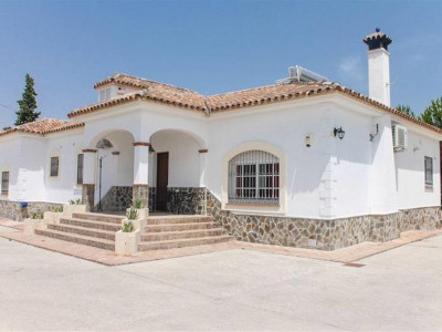 Alhaurin el Grande, Large equestrian property in Alhaurin el Grande complete with paddock and stables