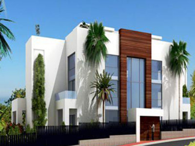 Marbella Golden Mile, Luxury 1st floor apartment in the Marbella Golden Mile in an exclusive complex