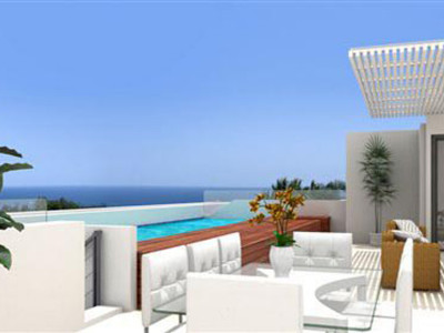 Marbella Golden Mile, Luxury 2nd floor apartment in the Marbella Golden Mile in an exclusive complex