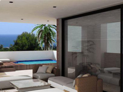 Marbella Golden Mile, Luxury penthouse apartment in the Marbella Golden Mile in an exclusive complex
