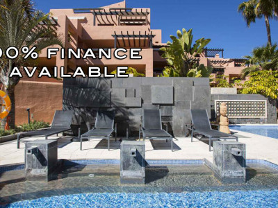 Estepona, Beachfront penthouse on the New Golden Mile, Estepona