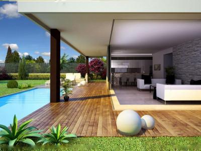Estepona, Off-plan contemporary villa in the New Golden Mile close to a popular golf course