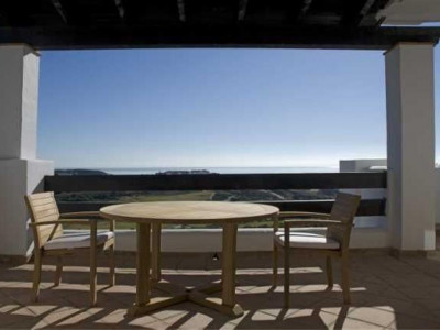 Casares, Brand new apartments in Casares with stunning views of the Mediterranean sea