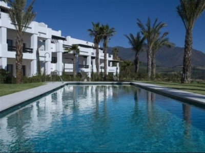Casares, Exclusive new penthouse apartment in Casares with stunning views of the Mediterranean sea